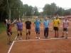 Volejbalové Dřevěnice 2012 - sestava týmu Lavina