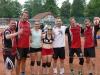 Druhý turnaj letní AVL 2020 v Brně - sestava Laviny