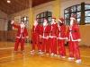 Sestava Laviny na vánočním turnaji AVL