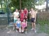 Turnaj letní AVL - sestava Laviny