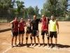 Druhý turnaj letní AVL 2017 - sestava Laviny