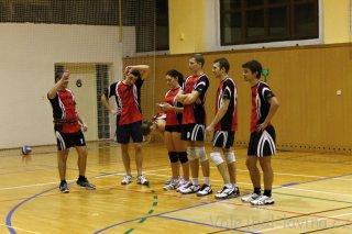 Čtvrtý turnaj AVL - sestava Laviny