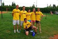 Letní AVL 2013 - sestava Laviny - 4. turnaj
