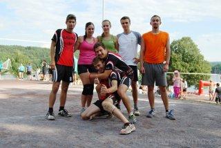 Vranovské léto 2013 - sestava Laviny