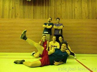 Přípravný turnaj AVL - sestava Laviny