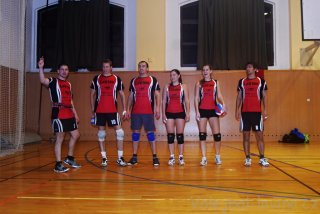Druhý turnaj AVL 2013 - sestava Laviny