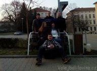 Pátý turnaj AVL - sestava Laviny