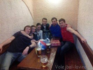 MarLen CUP 2014 - sestava Laviny
