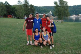Vranovské léto 2014 - sestava Laviny