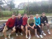 Turnaj v Kuřimi 2014 - sestava Laviny