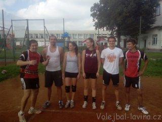 Burčákový turnaj v Kyjově aneb pohodový volejbálek!