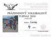 29.8.2010 - Turnaj v Lomničce