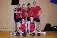 Třetí turnaj AVL 2014 - sestava Laviny