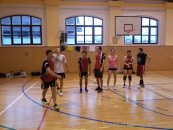 Čtvrtý turnaj 1. ligy AVL - sestava Laviny