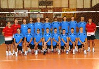 Česká volejbalová reprezentace 2010