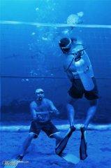Podvodní volejbal