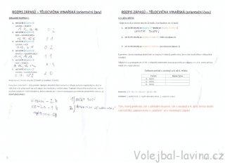 Přebor MU ve volejbale 2015 - rozpis