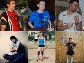 Přebor MU ve volejbale 2015 - sestava Laviny