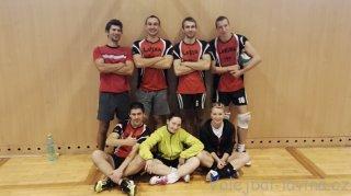 Přípravný turnaj AVL 2015 - sestava Laviny