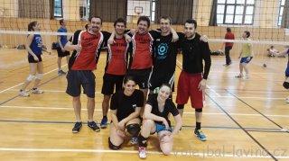 Volejbalový tým Lavina se po roce vrací zpět do 1. ligy AVL!