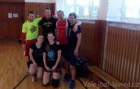 Výkonostní turnaj MU 2016 - sestava Laviny