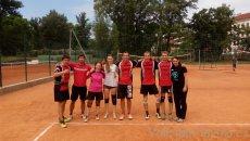 Turnaj letní AVL 2016 - sestava Laviny