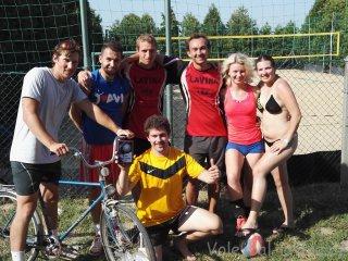 Turnaj v Kobylí 2016 - sestava Laviny
