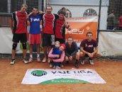 Mimoní outdoor turnaj - sestava Laviny