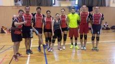 Úvodní turnaj 1. ligy AVL - sestava Laviny