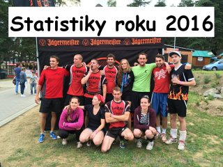 Statistiky roku 2016 - foto z turnaje Vranovské léto