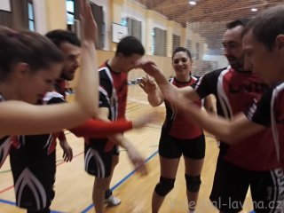 Pátý turnaj AVL - 1. liga 2017