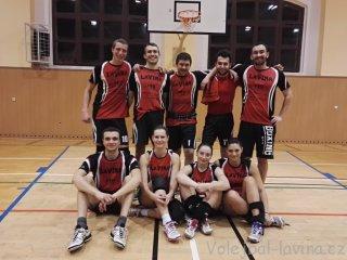 Pátý turnaj AVL - 1. liga 2017 - sestava Laviny