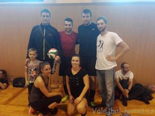 Přípravný turnaj AVL 2017 - sestava Laviny
