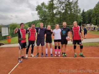 Vranovské léto 2019 - sestava Laviny