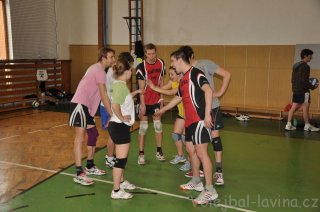 24 hodin volejbalu BSVL 2012