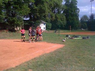 Letní AVL 2012 - 1. turnaj