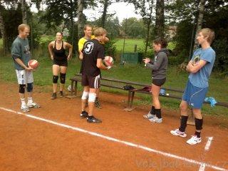 Volejbalové Dřevěnice 2012