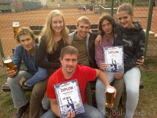 Report z Kyjovského burčákového turnaje 2012