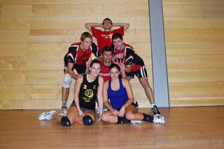 Report týmu Lavina o 20. přeboru Masarykovy univerzity ve volejbale